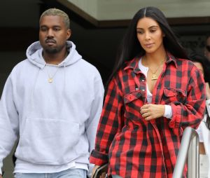 Kim Kardashian et Kanye West en froid ? Elle insulte son mari !
