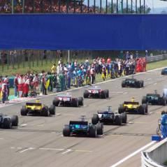 Grand Prix de Formule 1 d'Australie du dimanche 28 mars 2010 ... Jenson Button toujours là