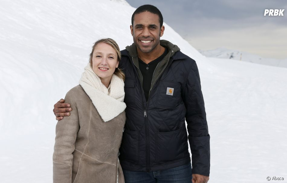 Scènes de ménages : Audrey Lamy et Loup Denis Elion sont très amis