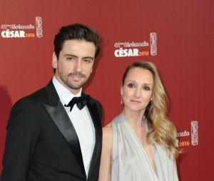 Audrey Lamy et son compagnon, Thomas Sabatier