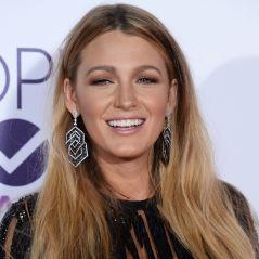 Blake Lively : son anecdote bien WTF sur son accouchement