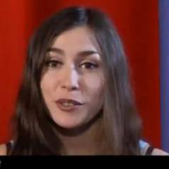 Olivia Ruiz ... nous donne faim avec ses crêpes aux champignons !