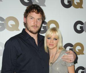 Chris Pratt et Anna Faris en 2010