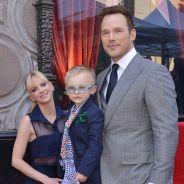 Chris Pratt très amoureux d'Anna Faris et papa poule avec son fils : les photos adorables 😍