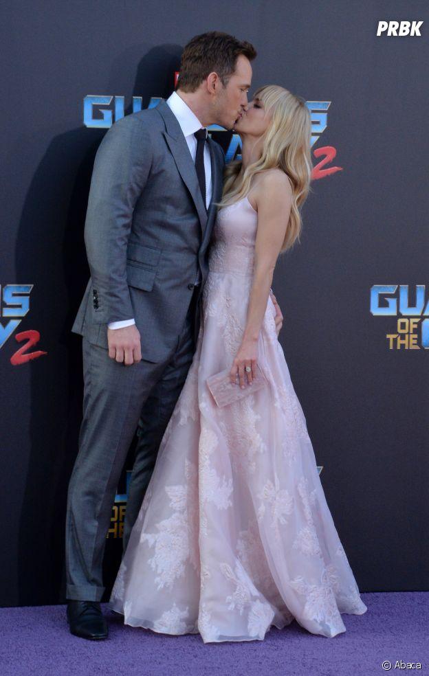Chris Pratt et Anna Faris toujours in love