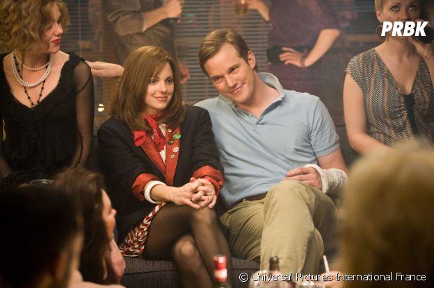 Chris Pratt et Anna Faris dans le film Une soirée d'enfer
