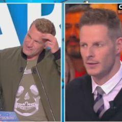"""Matthieu Delormeau insulte Capucine Anav dans TPMP : """"Elle est c*nne"""""""