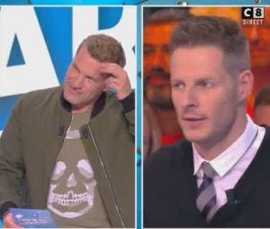 Matthieu Delormeau insulte Capucine Anav dans TPMP le 5 mai 2017 sur C8