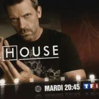 Dr House sur TF1 ce soir ... mardi 6 avril 2010 ... bande annonce  !