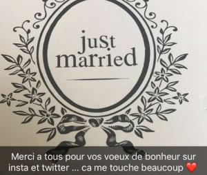 Anaïs Camizuli mariée à Sultan : ses amis la félicitent pour son mariage !