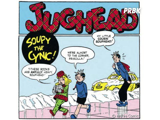 Riverdale : découvrez Souphead, le cousin de Jughead