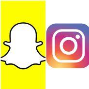 Snapchat plus fort qu'Instagram ? Découvrez les applis les plus téléchargées