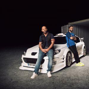 Taxi 5 : Franck Gastambide et Malik Bentalha au cinéma en 2018