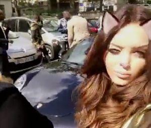 Nabilla Benattia de retour en France pour le mariage de Tarek