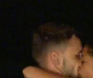 Mélanie (Moundir et les apprentis aventuriers 2) et Bastien de nouveau en couple : ils officialisent avec un baiser hot !