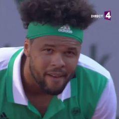 """""""Je suis pas venue ici pour souffrir, ok ?"""" : Tsonga (presque) encouragé par Meryem à Roland-Garros"""
