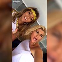 Les Vacances des Anges 2 : Mélanie au casting, la preuve sur Snapchat