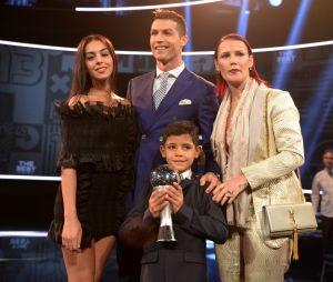 Cristiano Ronaldo de nouveau papa ?