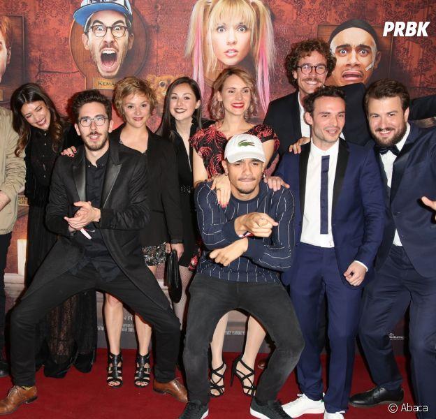 Natoo, Kemar, Mister V, Jérôme Niel, Ludovik... Le casting du film Le Manoir en Facebook Live sur PRBK !