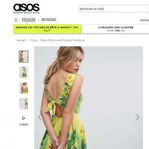 Asos : une astuce toute simple pour payer moins cher !