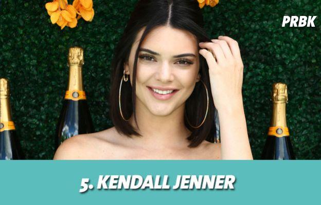 Les stars les mieux payés grâce aux posts sponsorisés : 5. Kendall Jenner