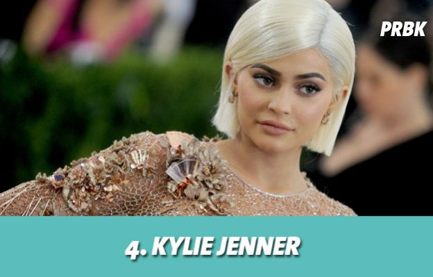 Les stars les mieux payés grâce aux posts sponsorisés : 4. Kylie Jenner