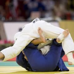 Sofiane Milous ... le français Champion d'Europe de Judo 2010