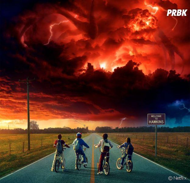 Stranger Things saison 2 : l'affiche et la date de retour de la série de Netflix