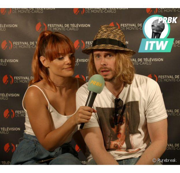 Joy Esther et Jean-Baptiste Shelmerdine en interview pour PureBreak