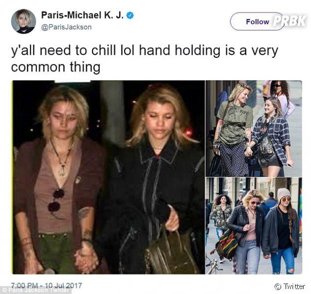 Paris Jackson en couple avec Trevor Donovan ? Sa réponse cash