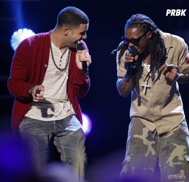 Drake rend hommage à son pote Lil Wayne avec un tatouage spécial