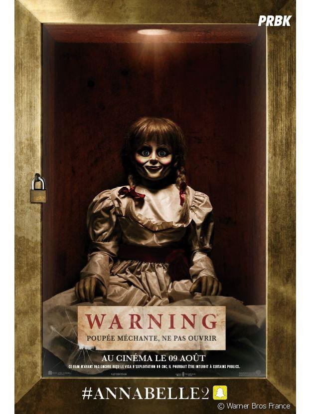 Annabelle 2 : la Création du Mal.