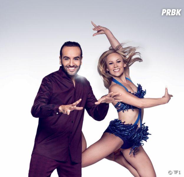 Danse avec les Stars 8 : la danseuse Emmanuelle Bernequitte l'émission