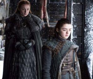 Game of Thrones saison 7 : Arya vs Sansa, futur affrontement mortel entre les Stark ?