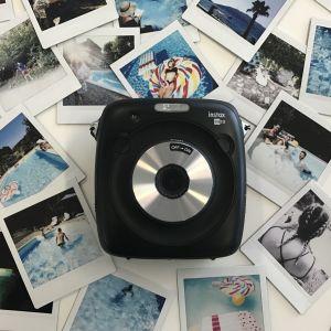 Test : un été avec l'Instax Square SQ10, l'appareil photo polaroid de Fugifilm. Verdict !