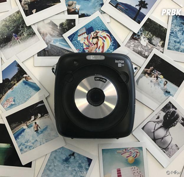 Instax SQ10 Fugifilm Polaroid