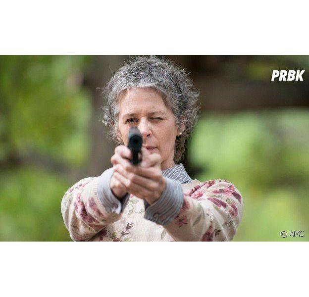 The Walking Dead saison 8 : Carol ultra badass et prête pour la guerre