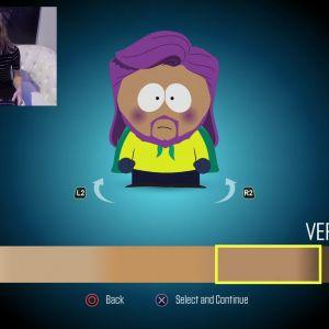 South Park L'Annale du Destin : le jeu sera plus difficile avec un perso noir !