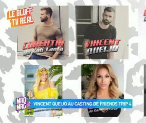 Amélie Neten (Friends Trip 4), Vincent Queijo, Astrid Nelsia... le casting complet dévoilé dans Le Mad Mag