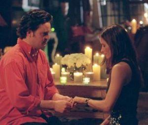 Friends : demande en mariage Chandler / Monica