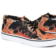 3ab6830db2e36 Supreme x Vans    quot Sperme et Sang quot , la collection de sneakers qui