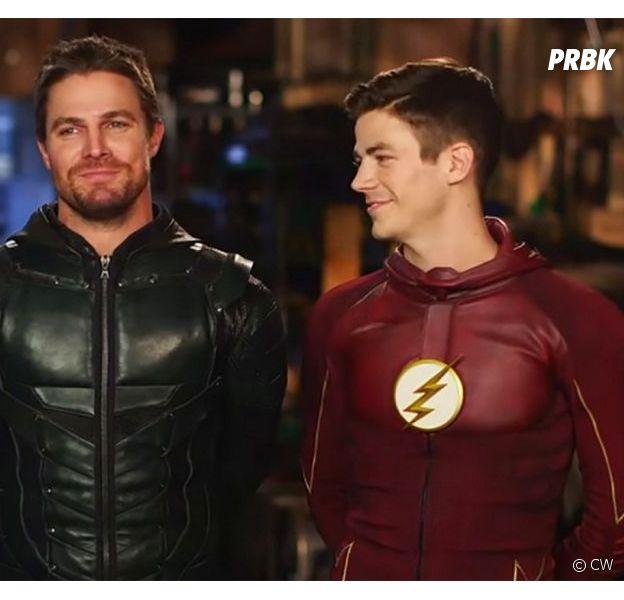 Arrow, The Flash et Supergirl : mariage et terrible catastrophe dans le nouveau crossover ?