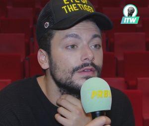 Kev Adams se confie sur la série SuperHigh en interview pour PRBK