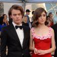 Charlie Heaton (Stranger Things) et Natalia Dyer en couple dans la vraie vie