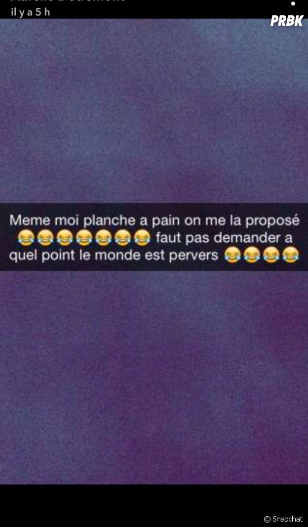 """Aurélie Dotremont réagit à la prostitution dans la TV réalité : """"on me l'a proposé"""""""