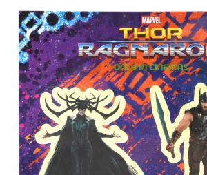 Concours Thor Ragnarok.