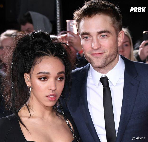 Célibataire après 3 ans de relation avec FKA Twigs — Robert Pattinson