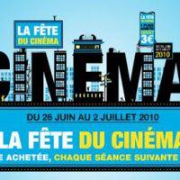 La fête du cinéma 2010 ... vos places à 3€ pendant une semaine ... la preuve en vidéo