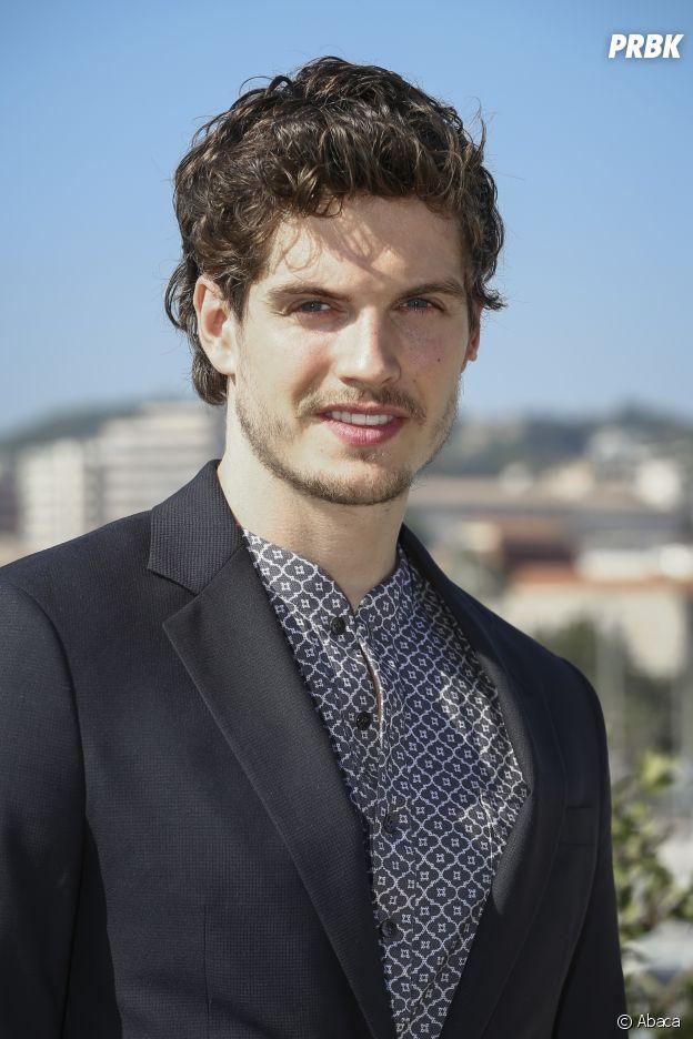 Daniel Sharman à Cannes ce 16 octobre 2017 pour la promotion deLes Médicis : Maîtres de Florence