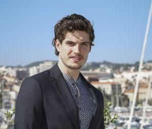 Daniel Sharman à Cannes ce 16 octobre 2017 pour présenter sa nouvelle série